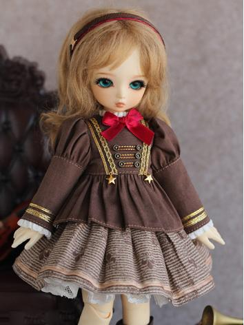 BJD Clothes Chocolate Sauce...
