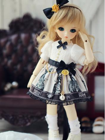 BJD Clothes Miss Coco Girl ...