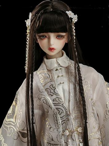 Limited Time BJD QingMing Girl 58cm Ball-Jointed Doll
