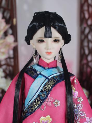 1/3 BJD Wig Ancient Updo Gi...