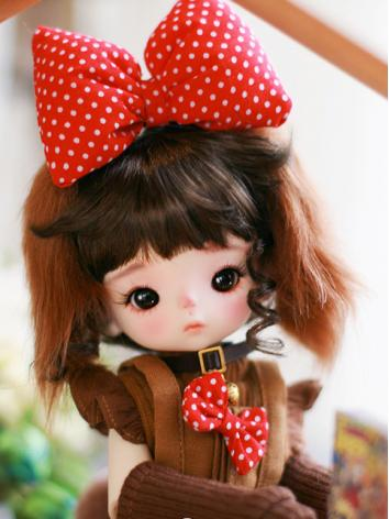 Limited Time【Aimerai】26cm Yuna - My Little Poodle Series Ball Jointed Doll