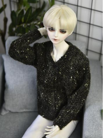 BJD Clothes Boy V-neck Swea...