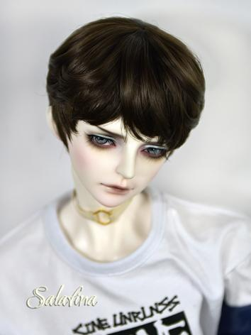 BJD Wig Boy Short Hair for ...