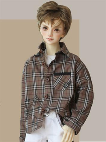 BJD Clothes Boy Oversize Sh...