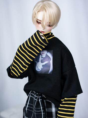 BJD Clothes Boy T-Shirt for...