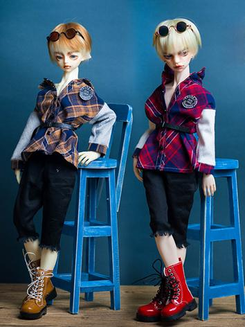 BJD Clothes Boy 1/4 size Boy Set【Chelsea】for MSD Ball-jointed Doll