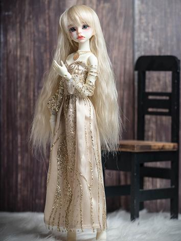 BJD Clothes Girl 1/4 Beige/...