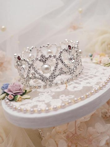 BJD Hair Decoration Crown H...