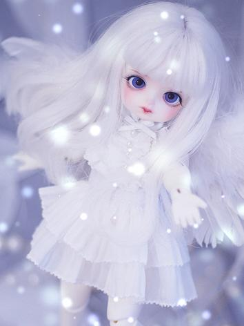 BJD Shirles 26cm Ball-jointed doll 2D DOLL