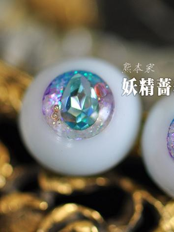 BJD EYES 14MM/16MM/18MM Sparkle Eyeballs Ball Jointed Doll