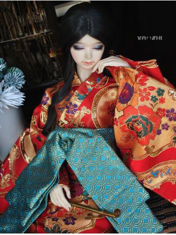 BJD Clothes Girl Printing K...