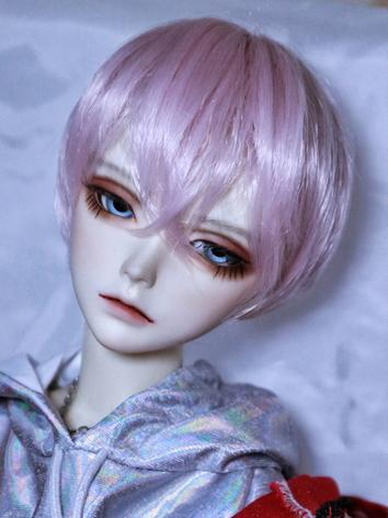 BJD Wig Girl Short Hair for...