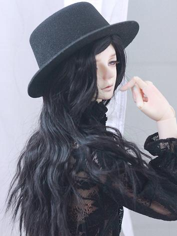 BJD Wig Girl/Boy Curly Hair...