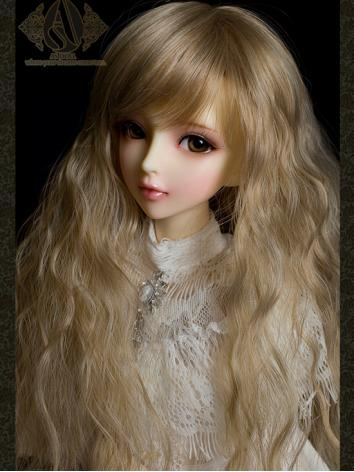 BJD 1/3 Moonlight Gold Long...