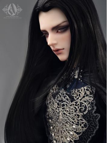 BJD 1/3 Uncle Long Hair Wig...