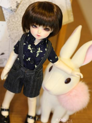 BJD Clothes Shirt Boy Star ...