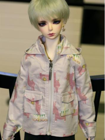 BJD Clothes Boy/Girl Cartoo...