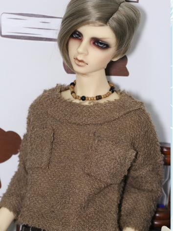 BJD Clothes Boy/Girl Brown ...