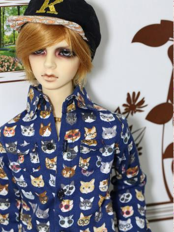 BJD Clothes Boy/Girl Cat Pa...