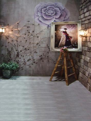 BJD Background/Scenery/Backdrop Photography Wall Settings y2182 Ball-jointed Doll