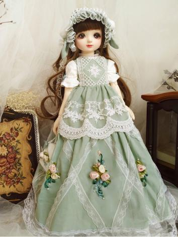 BJD Clothes Girl Vanilla Bu...