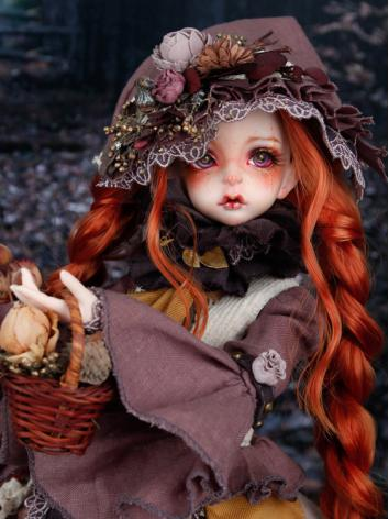 BJD Clothes Girl Suit Andis...