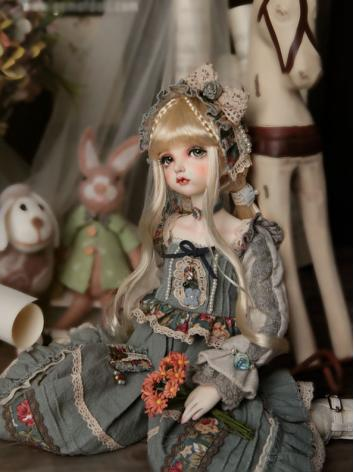 BJD Clothes Girl Suit Elily...
