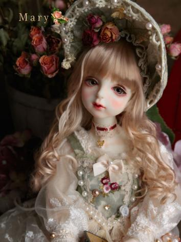 BJD Clothes Girl Suit Mary ...
