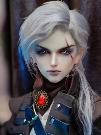 BJD Hunter X Boy 71cm Ball-...