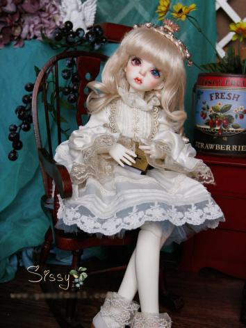 BJD Clothes Girl Sissy Outf...
