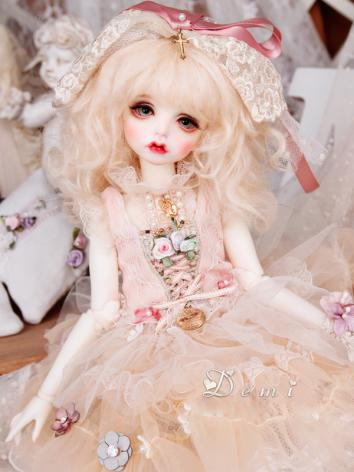 BJD Clothes Girl Suit Demi ...