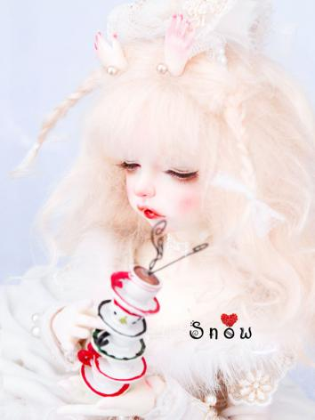 BJD Clothes Girl Snow White...