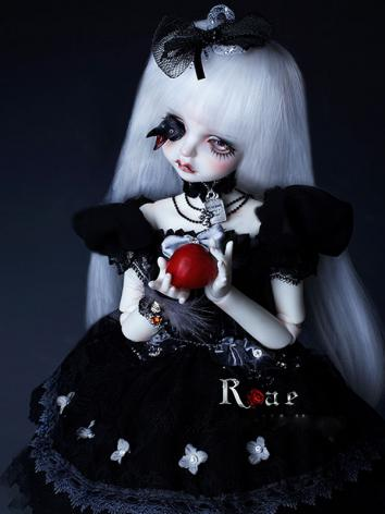 BJD Clothes Girl Rae Black ...