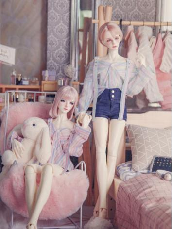 BJD Clothes Boy/Girl Shorts for MSD/SD/SD17/70CM/SOOM ID72/IP HID size Ball-jointed Doll