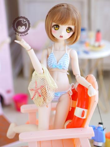 1/4 MSD Clothes Girl  Bikini Pajamas Swimsuit for SDM/MDD Size Ball-jointed Doll