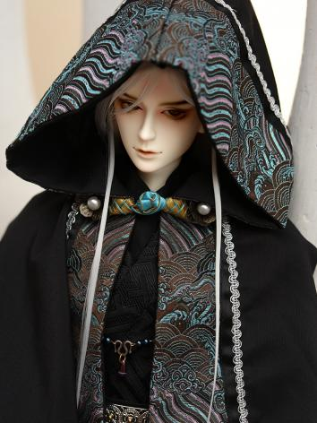 BJD DIKA Minglan Style Ancient Style Suit for 70cm boy Ball-jointed Doll