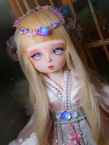 BJD Gloria Girl 26cm Ball-j...
