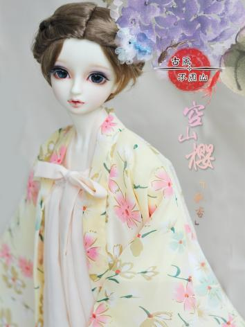 BJD Clothes Girl Autumn Apr...