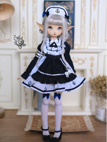 BJD Clothes Girl Sea Angel ...