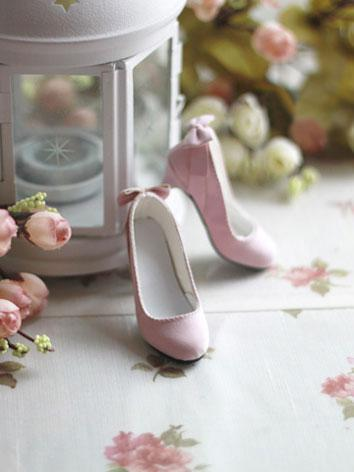 Bjd 1/3 Girl Shoes Baby Pin...