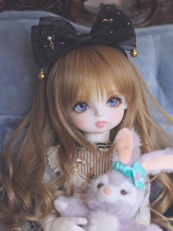 BJD Hair Decoration Black B...