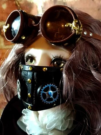 BJD Decorations Goggles Gla...