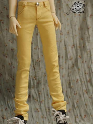 BJD Clothes Yellow Pencil P...