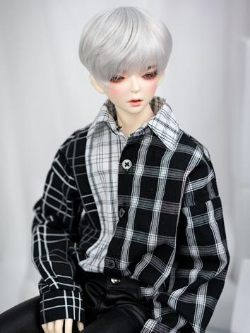 BJD Clothes Boy Gird Shirt ...