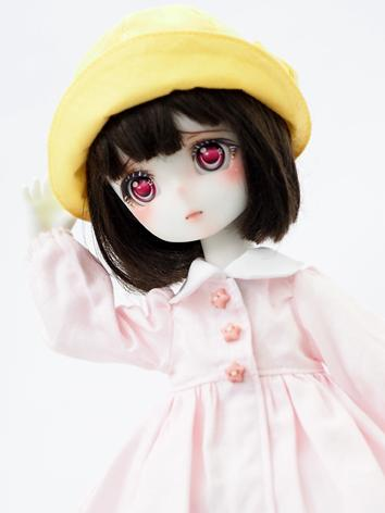 BJD Creme 28cm Ball-jointed doll 2D DOLL