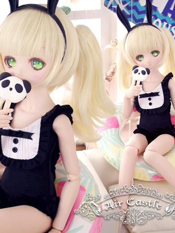 BJD Clothes MSD/MDD Girl Swimwear Swimming Suit Ball-jointed Doll