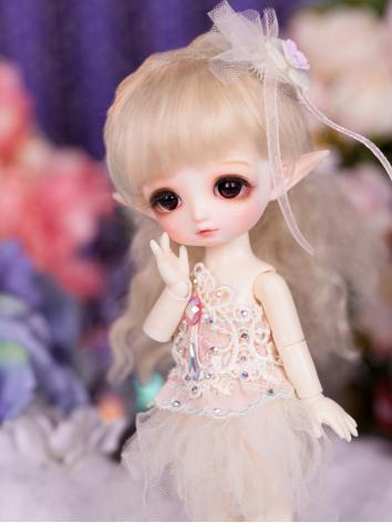 Limited Edition BJD Petit Freya 1/8 16cm Girl Ball-Jointed Doll