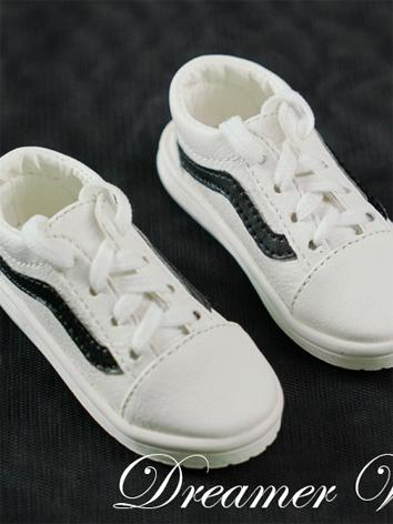 BJD 1/3 1/4 Shoes Boy Leisure Shoes for SD/MSD Ball-jointed Doll