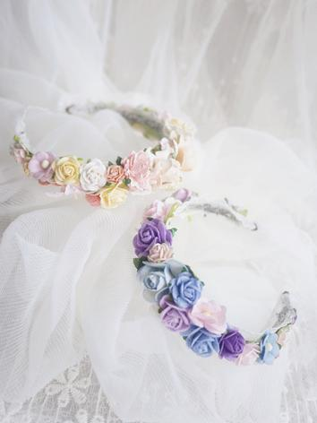 BJD Hair Decoration Garland...