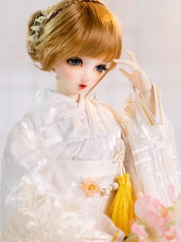 BJD Clothes Girl/Boy Shiromuku Kimono [DongGui] for MSD/SD/SD16/70cm/SD17 Ball-jointed Doll
